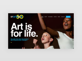 The San Francisco Arts Education Project
